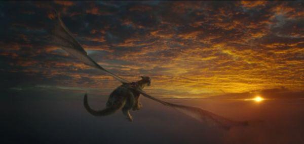 Il Drago Invisibile film Disney