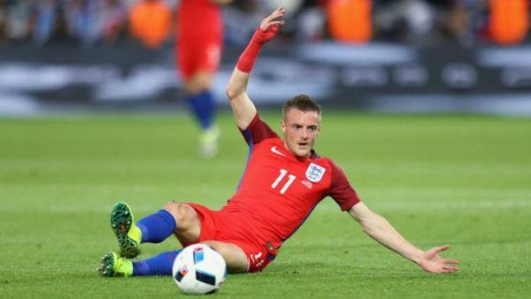 Inghilterra Slovacchia Euro 2016 Vardy