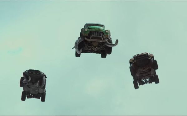 Monster Trucks film