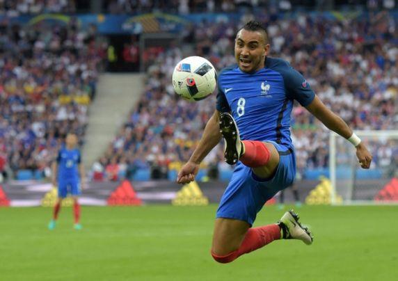 Payet Francia Romania Euro 2016