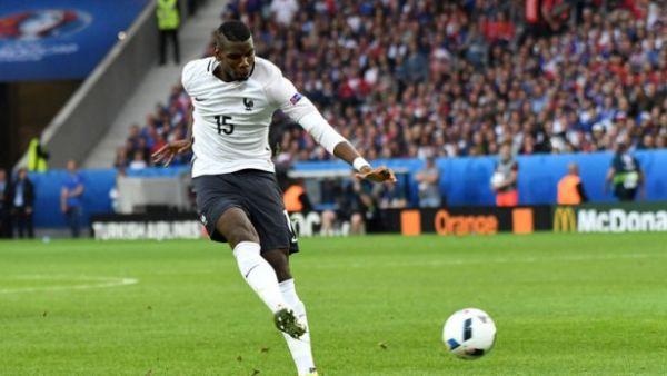 Pogba Euro 2016 Francia Svizzera