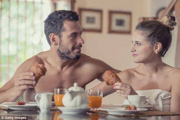 ristorante nudisti Londra