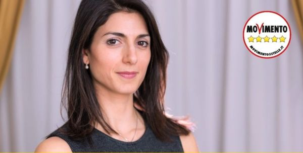 Virginia Raggi - sindaco Roma