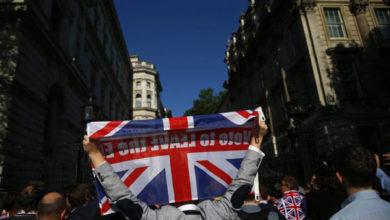 brexit bandiera regno unito
