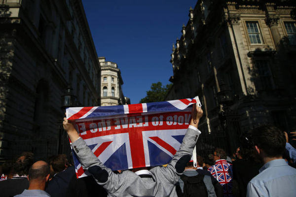 Brexit rallenta