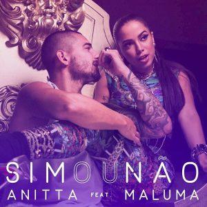 Anitta - Sim ou não ft. Maluma