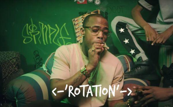 B.o.B - Roll Up Video