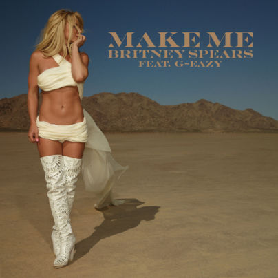 Britney Spears - Make Me cover