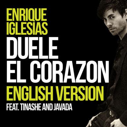 Enrique Iglesias - Duele El Corazon in Inglese