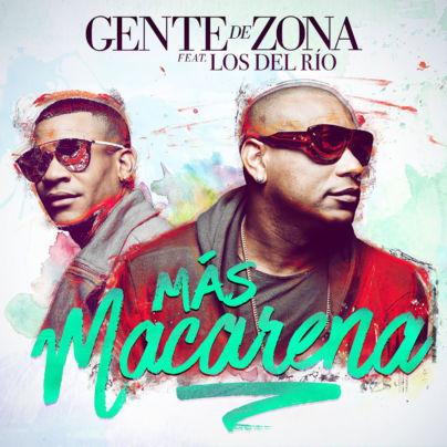 Gente de Zona - Más Macarena cover