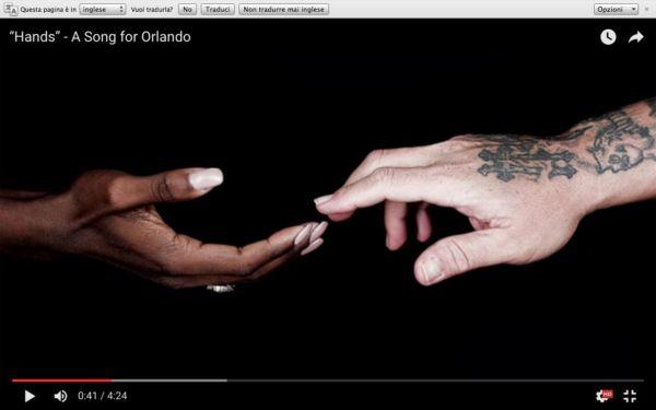 Hands singolo Orlando