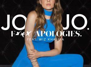 JoJo - F *** Apologies con Wiz Khalifa