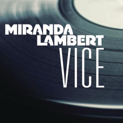 Miranda Lambert - Vice cover
