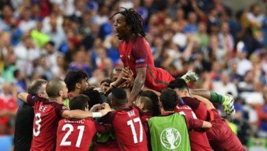 Portogallo finale Euro 2016