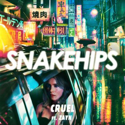 Snakehips e Zayn Malik - Cruel