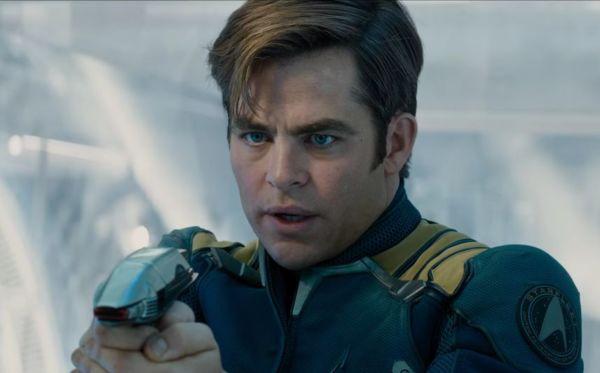 Star Trek Beyond - capitano Kirk