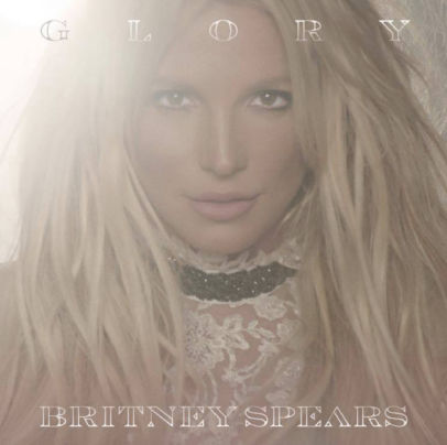 Britney Spears - Album Glory Cover