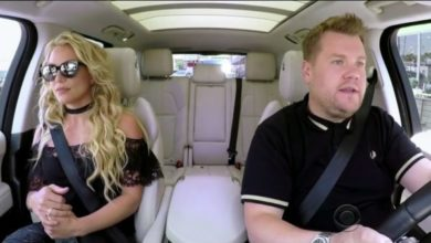 Britney Spears al Carpool Karaoke