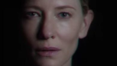 Cate Blanchett video The Spoils