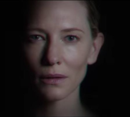 Cate Blanchett video The Spoils