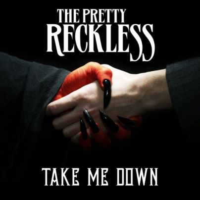 The Pretty Reckless - Take Me Down Cover