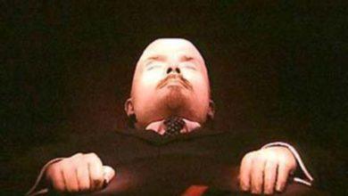 come i russi mantengono il corpo di Lenin