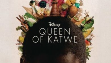 Back To Life film Queen Of Katwe