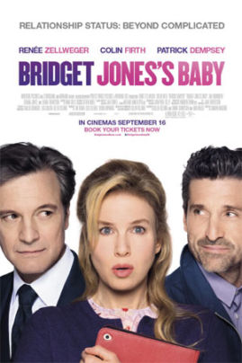 Bridget Jones's Baby Recensione