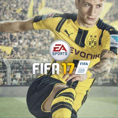 Marco Reus copertina Fifa 17