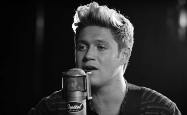 Niall Horan lyric video This Town