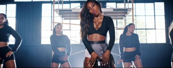 Sevyn Streeter - My Love For You Music Video