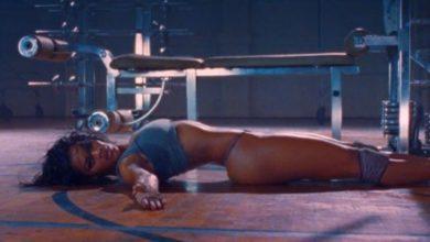 Teyana Taylor nel video per Fade