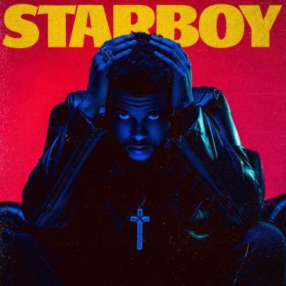 The Weeknd tracklist Starboy