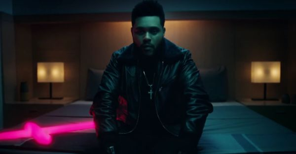 The Weeknd esperienza Daft Punk