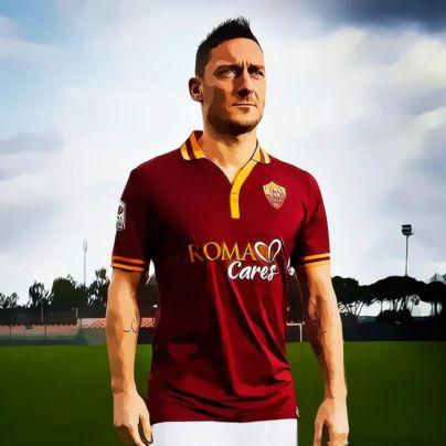 Roma Cesena Coppa Italia 2017 rigore