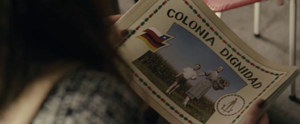 Film colonia poster - Colonia recensione film