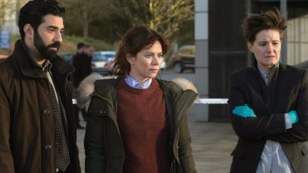 Marcella Recensione Serie Tv - Anna Friel ed Alex Dier