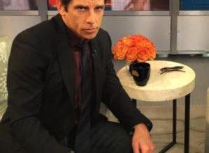 l'attore Ben Stiller
