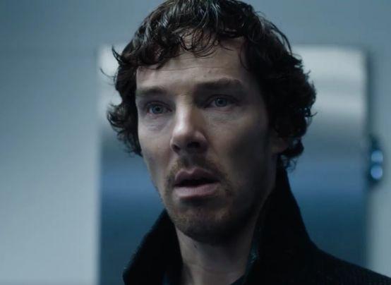 Benedict Cumberbatch in Sherlock 4