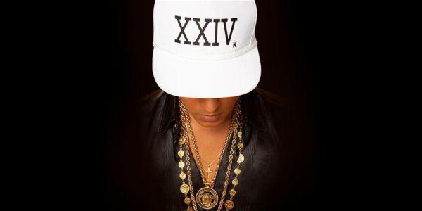 "Bruno Mars ""24K MAgic"""