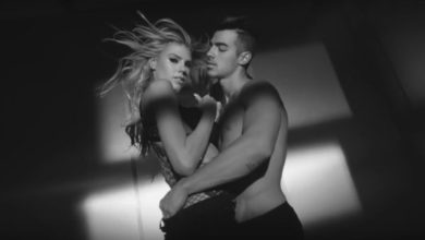 Joe Jonas video Body Moves
