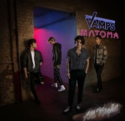The Vamps suonano una cover di That's My Girl