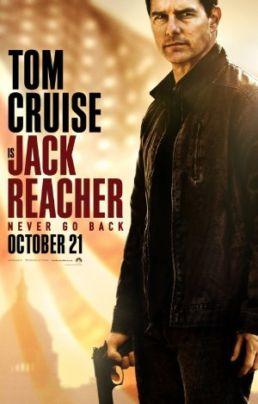 Recensione Jack Reacher: Punto di non ritorno - Locandina Film