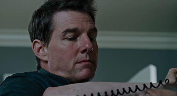 Jack Reacher: Punto di non ritorno Recensione - Scena Action con Tom Cruise