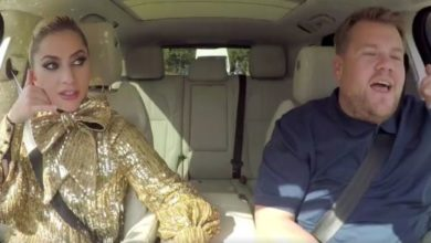 Lady Gaga al Carpool Karaoke