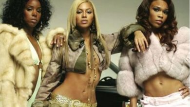 Destiny's Child in foto