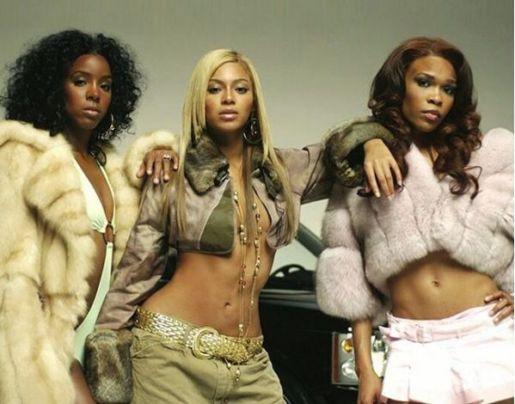 reunion divertente tra Beyoncé e le Destiny's Child