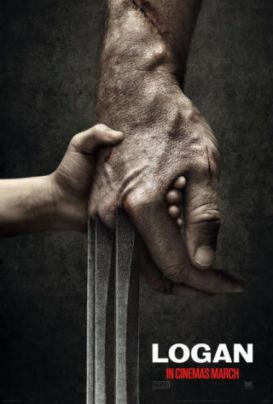poster Logan o Wolverine 3
