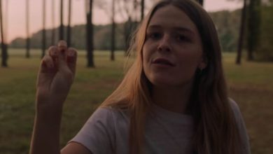 Maggie Rogers video Alaska