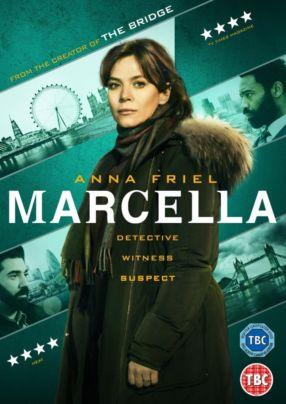Marcella Recensione Serie Tv - Locanina